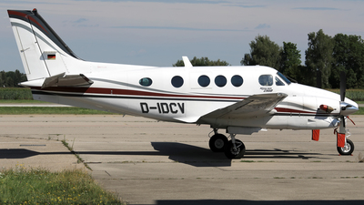 D-IDCV - Beechcraft C90B King Air - Dix Aviation
