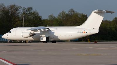 A picture of ECLOF - BAe 146300(QT) - [E3150] - © Markus Altmann