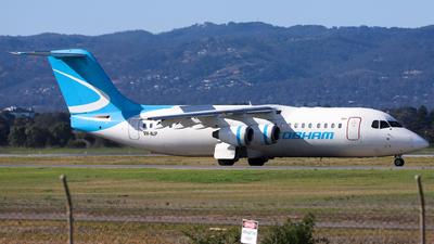 VH-NJP - British Aerospace Avro RJ100 - Cobham Aviation Services Australia