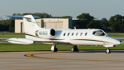 N618CF - Gates Learjet 35A - Private