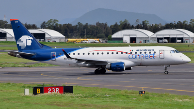 A picture of XAGAB - Embraer E175LR - [17000147] - © HCAerial Photography