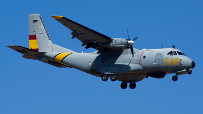 D.4-03 - CASA CN-235M-100 - Spain - Air Force