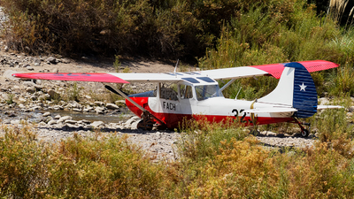 323 - Cessna L-19A Bird Dog - Chile - Air Force