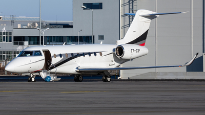 T7-CIF - Gulfstream G280 - Private