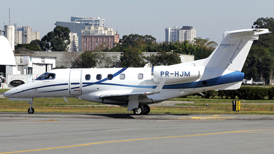 A picture of PRHJM - Embraer Phenom 300 - [50500140] - © Allan Martins Antunes