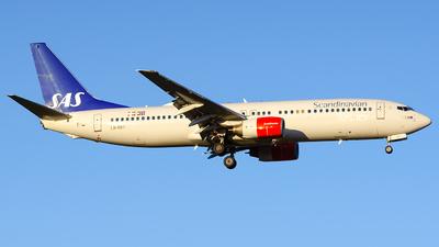 A picture of LNRRT - Boeing 737883 - SAS - © Laszlo Fekete