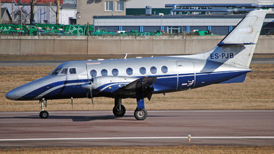ES-PJB - British Aerospace Jetstream 31 - Avies Air Company