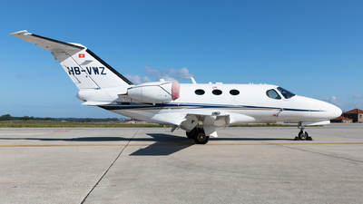 HB-VWZ - Cessna 510 Citation Mustang - Private