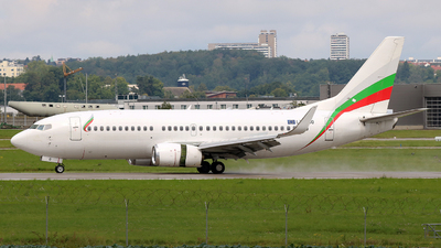 A picture of LZBOO - Boeing 737341 -  - © Dominik  Hermann