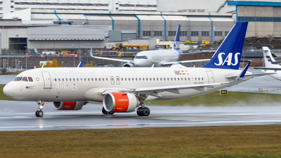 A picture of SEROR - Airbus A320251N - SAS - © Rickard Andersson
