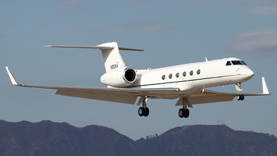 N85NV - Gulfstream G-V - Private
