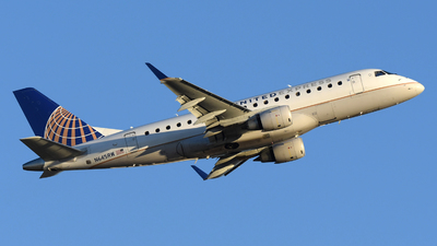 A picture of N645RW - Embraer E170SE - United Airlines - © DJ Reed - OPShots Photo Team