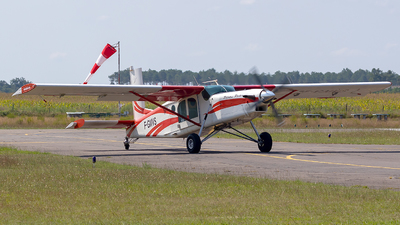 F-GMVS - Pilatus PC-6/B2-H2 Turbo Porter - Private