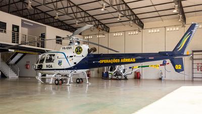 PR-EBH - Eurocopter AS 350B2 Ecureuil - Brazil - Military Police