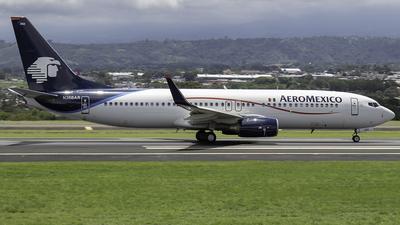 N368AR - Boeing 737-86J - Aeroméxico
