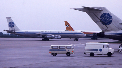 N451PA - Boeing 707-321C - Pan Am