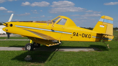9A-DKG - Air Tractor AT-402A - Private