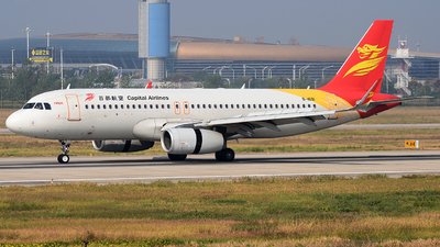 A picture of B1691 - Airbus A320232 - Capital Airlines - © swustkarius