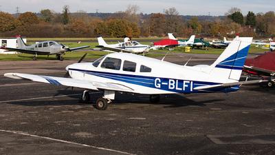 G-BLFI - Piper PA-28-181 Archer II - Private
