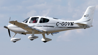 C-GOVM - Cirrus SR22-GTS - Private
