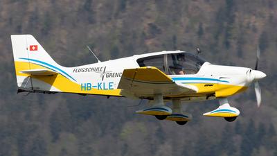 HB-KLE - Robin DR401/155CDI - Segel und Motorfluggruppe Grenchen