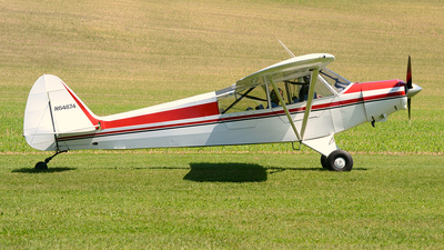 A picture of N64674 - Piper PA18135 Super Cub - [183344] - © DJ Reed - OPShots Photo Team