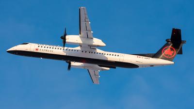A picture of CGGFP - De Havilland Canada Dash 8400 - Air Canada - © Kevin Sung