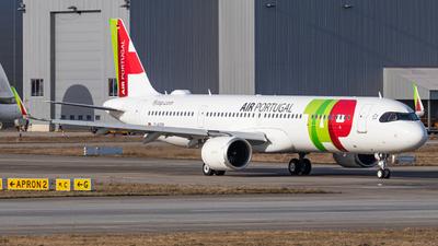 A picture of DAVZM - Airbus A321200N - Airbus - © Mario Trusch