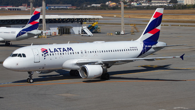 A picture of PRMHG - Airbus A320214 - LATAM Airlines - © Alessandro Iglesias
