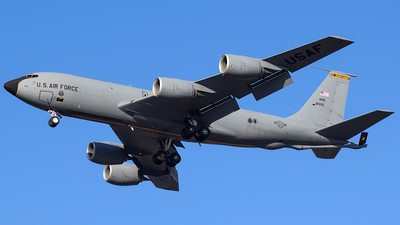 58-0112 - Boeing KC-135T Stratotanker - United States - US Air Force (USAF)