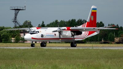 01 - Antonov An-26 - Ukraine - Ministry of Emergency Situations