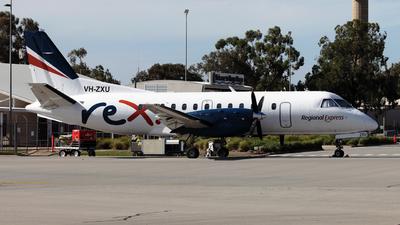 A picture of VHZXU - Saab 340B - Regional Express - © Morris Biondi