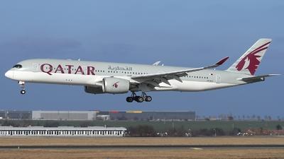 A7-ALG - Airbus A350-941 - Qatar Airways