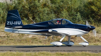 ZU-IIU - Vans RV-7A - Private