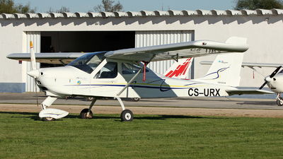 CS-URX - Tecnam P92 Echo Classic - Private