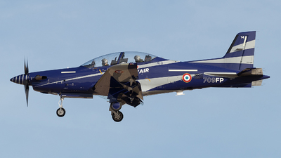 14 - Pilatus PC-21 - France - Air Force
