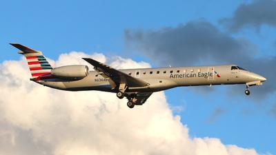 N636AE - Embraer ERJ-145LR - American Eagle (Piedmont Airlines)