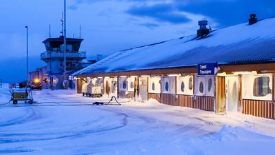 ENVD - Airport - Terminal