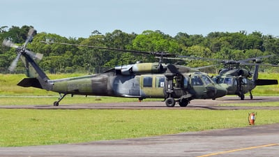 EJC2187 - Sikorsky UH-60L Blackhawk - Colombia - Army