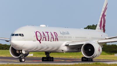 A7-BAT - Boeing 777-3DZER - Qatar Airways