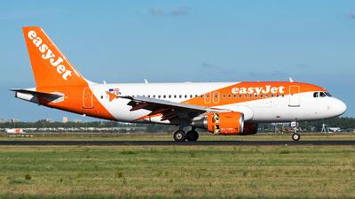 OE-LQN - Airbus A319-111 - easyJet Europe