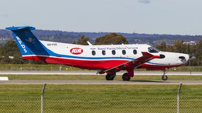 VH-FVE - Pilatus PC-12/47E - Royal Flying Doctor Service of Australia (Central Section)