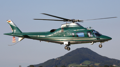 D-HOBV - Agusta A109E Power - MHS Aviation