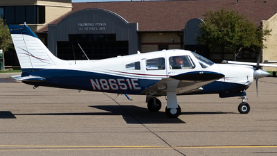 N8651E - Piper PA-28R-200 Cherokee Arrow II - Private