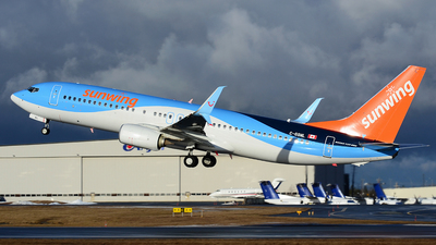 C-GSWL - Boeing 737-8K5 - Sunwing Airlines