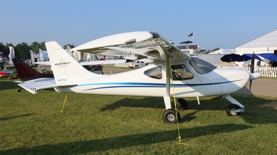 N687RC - Glasair GS-2 Sportman TC - Private