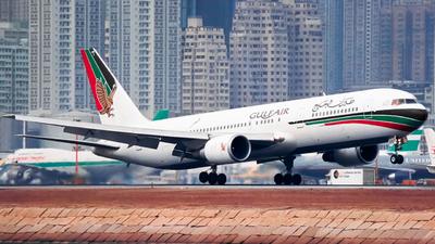 A4O-GV - Boeing 767-3P6(ER) - Gulf Air