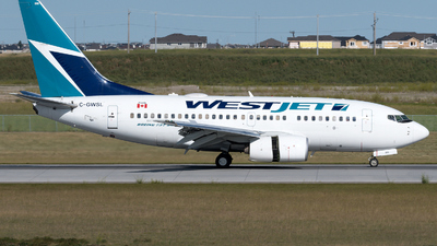 A picture of CGWSL - Boeing 7376CT - [34633] - © zhangmx969