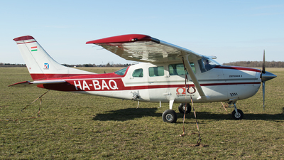 HA-BAQ - Cessna U206F Stationair - Private