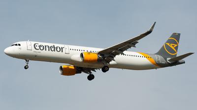 A picture of DAIAI - Airbus A321211 - Condor - © Julian Maas